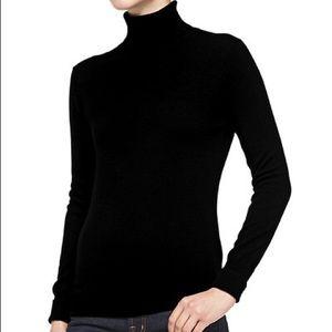 Neiman Marcus Cashmere Turtleneck Sweater Sz XS